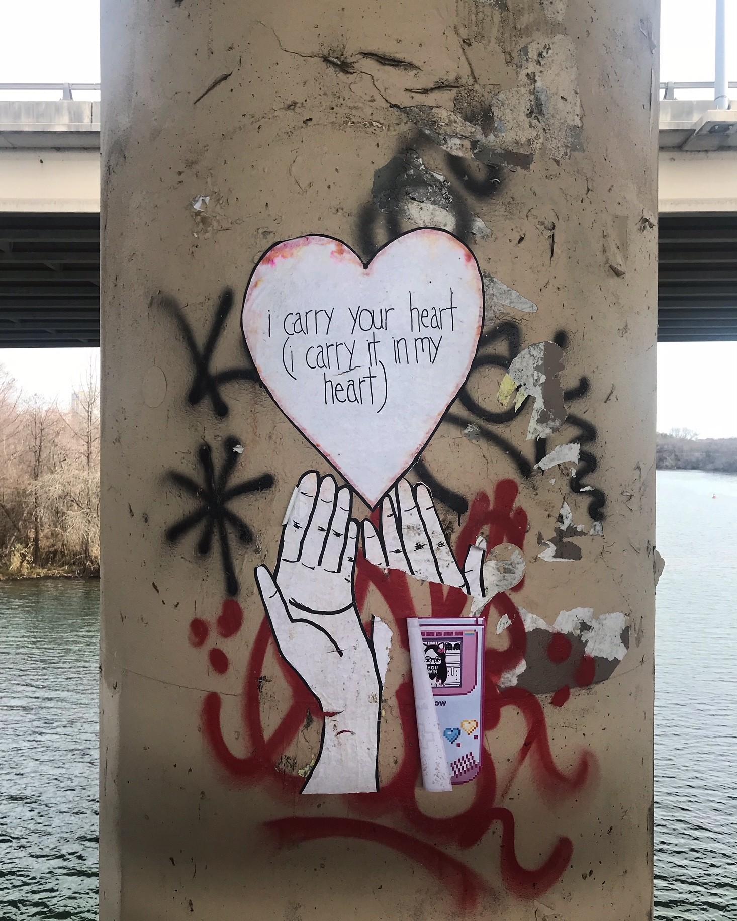 heart carry