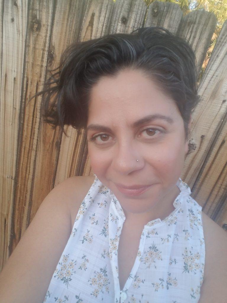 Headshot of Tania Gerard.