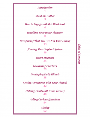 Hitting Refresh: Reflections for Parents of Teenagers (Workbook)